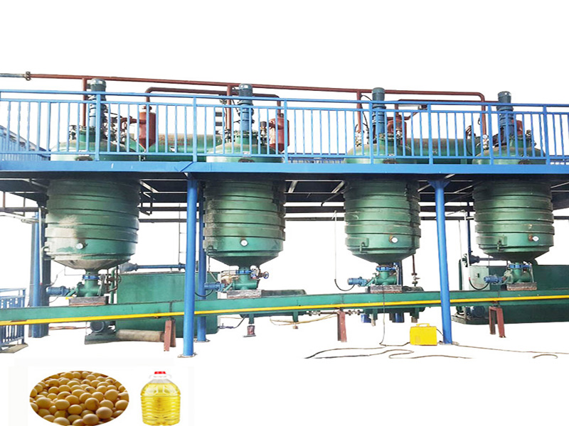 construct a fully automatic palm oil mill project - oil machine