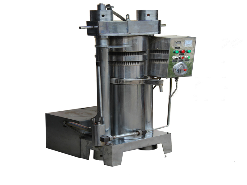 small edible oil press expeller: manual - gemco
