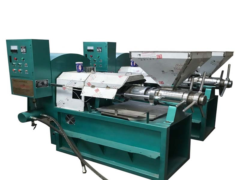 6yl-185 screw oil press machine -qi'e grain and oil machinery