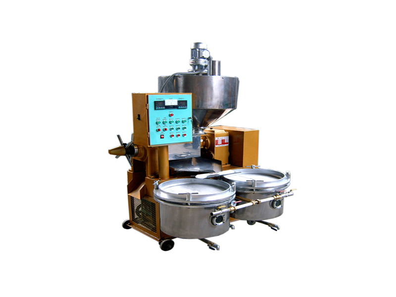 screw sunflower oil press peanut oil press machine market