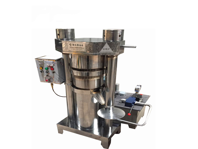 walnut oil press equipment for pressing production line