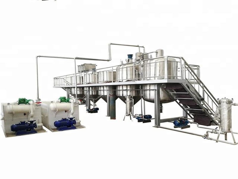 walnut oil equipment for pressing production line - edible