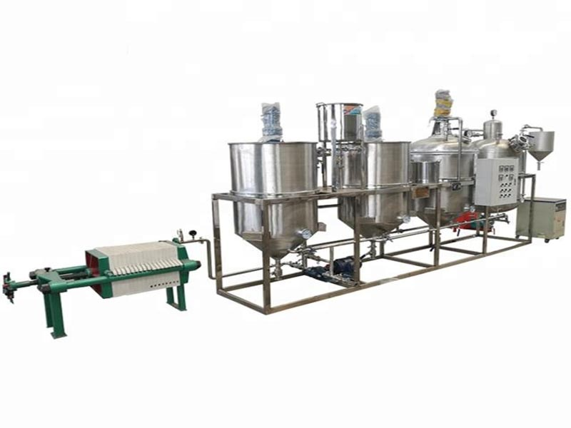 30t/d soybean solvent extraction plant equipment list