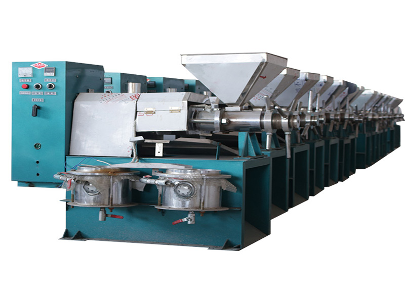 supplying oil press expeller for seeds - gemco-machine.com
