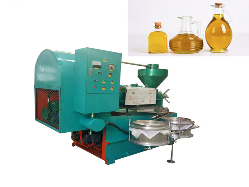 buying the right oil press machine for your home - oil press