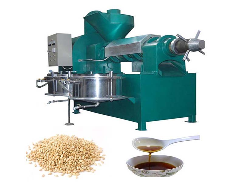 sunflower oil mill plant - edible oil extraction machine