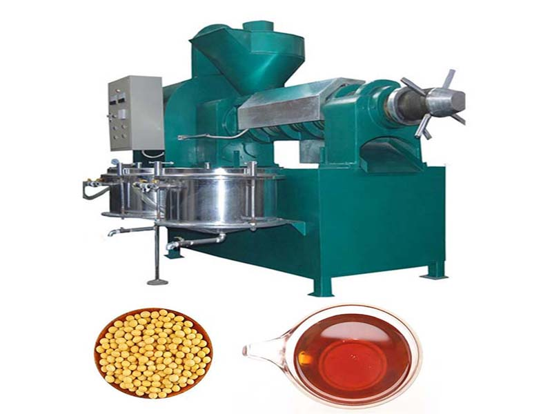 steps of cottonseed oil processing process | oilmillmachinery.net
