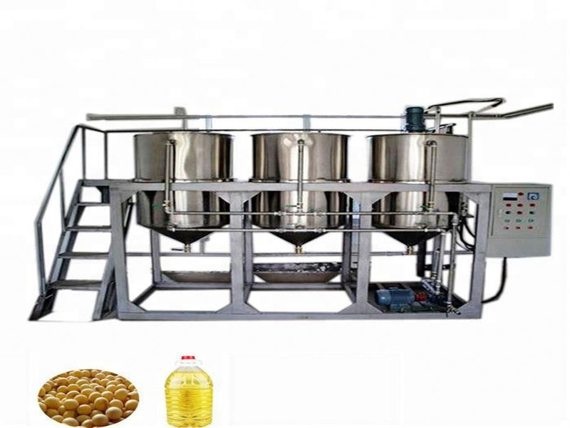 customized palm kernel oil refinery line & machine at low cost