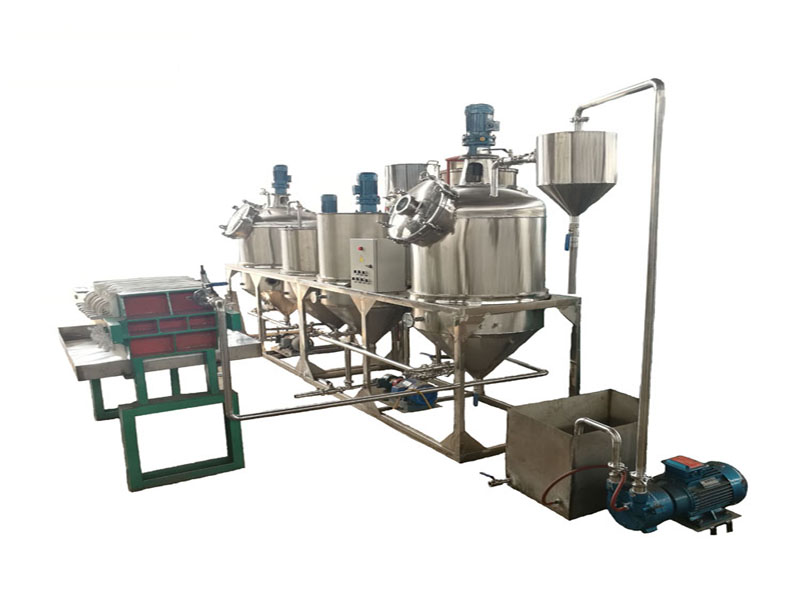 soybean oil machine-dayang supplys soybean oil production