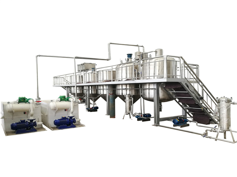 palm kernel oil processing - oil mill machinery