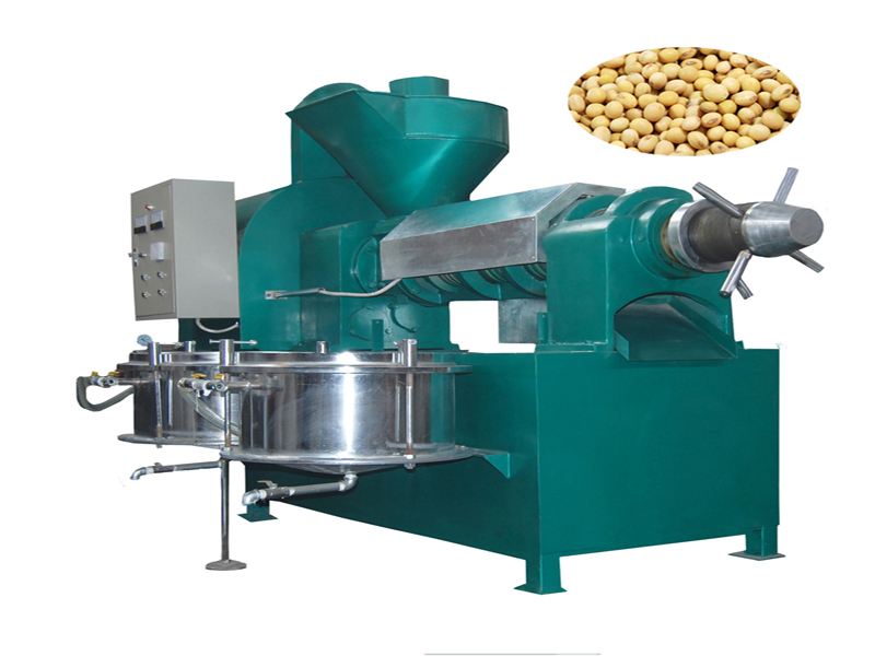soybean oil production line, soybean oil - seed oil press